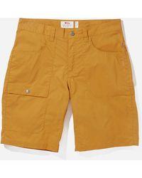 Fjallraven Vardag Lite Shorts - Yellow