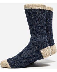 Anonymous Ism - Tweed Nep Socks - Lyst