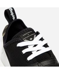 ADIDAS BY9409 NMD R2 PK blk/wht at BXSports