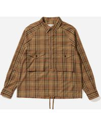 Eastlogue Scout Pullover Shirt - Yellow