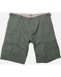 Carhartt WIP Aviation Shorts - Green