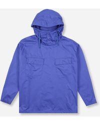 Engineered Garments Cagoule Shirt - Blue