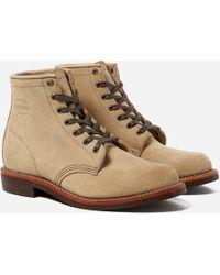 "Chippewa - 5"" Lace To Toe Boot - Lyst"