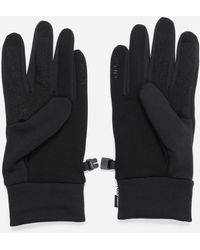The North Face Etip Gloves - Black