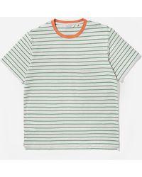 Eastlogue One Pocket Border T-shirt - Multicolour