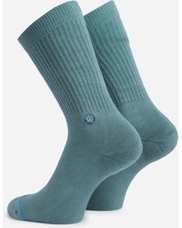 Stance Icon Socks - Green