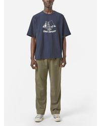 FRIZMWORKS Two Tuck Relaxed Pant - Green