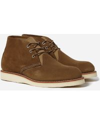 Red Wing 3149 Work Chukka Boot - Green