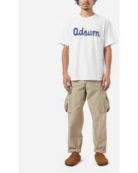 Adsum Florida T-shirt - White