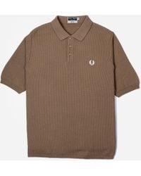 03b989c190e2 Ralph Lauren Signal Greenwhite Striped Cotton Rugby Shirt in Green ...