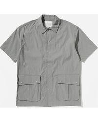 Uniform Bridge Fatigue Pocket Shirt - Grey