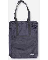 Stussy Light Weight Travel Tote Bag - Multicolor
