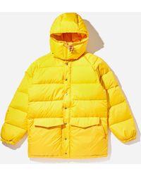 Battenwear Batten-down Parka - Yellow