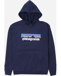 Patagonia - P-6 Logo Uprisal Hoodie - Lyst