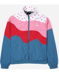 by Parra The Hills Track Top - Multicolour