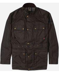 Belstaff Roadmaster Jacket - Brown
