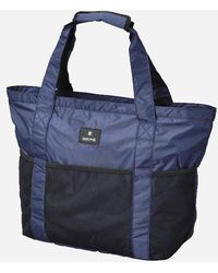 Snow Peak Pocketable Tote Bag - Blue