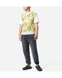 AWAKE NY Tulip Knit Vest - White