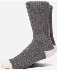 Universal Works - Simple Sock - Lyst