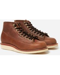 5f513800d48 1958 5'' Original Lace To Toe Boot - Brown