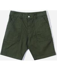 Uniform Bridge Fatigue Shorts - Green