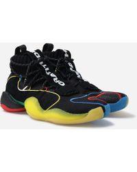 best website c2775 f2567 adidas Originals - X Pharrell Williams Crazy Byw Lvl X - Lyst