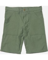 Stan Ray Fatigue Shorts - Green