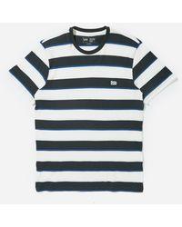 Lee Jeans Stripe T-shirt - Black
