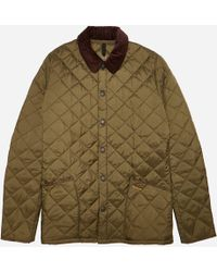Barbour - Heritage Liddesdale Quilt Jacket - Lyst