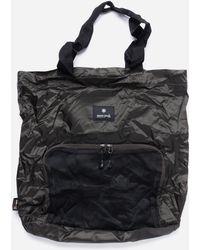 Snow Peak Pocket Tote Bag - Green