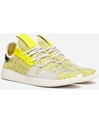 8df0d5553 adidas Originals - X Pharrell Williams Solar Hu Tennis V2  afro Pack  - Lyst