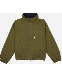 Battenwear Nylon Jump Jacket - Green