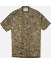 Kestin Hare - Olive Crammond Shirt - Lyst