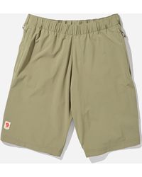 Fjallraven Hi Coast Relaxed Shorts - Green