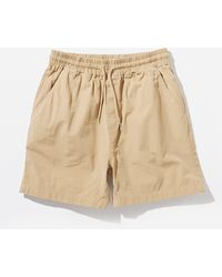 COLORFUL STANDARD Organic Twill Shorts - Natural