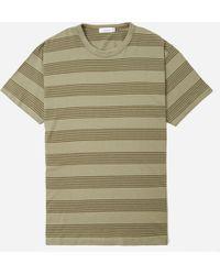Nanamica - Crew Neck T-shirt - Lyst