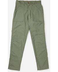 Stan Ray Taper Fatigue Pants - Green