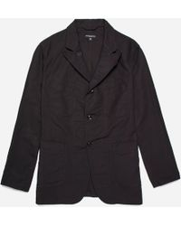 Engineered Garments - Bedford Jacket - Cotton Double Cloth - Lyst