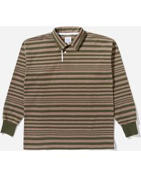 Garbstore Stripe Rugby Shirt - Multicolour