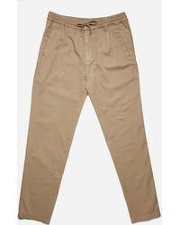 Folk - Drawcord Trouser - Lyst