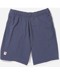 Fjallraven Hi Coast Relaxed Shorts - Blue