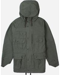 Engineered Garments Field Parka - Green