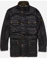 Belstaff Roadmaster Padded Jacket - Black
