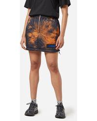 Aries Padded Liner Skirt Women's - Black