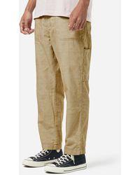 Albam Corduroy Workwear Trouser - Natural