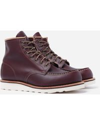 Red Wing - Moc Toe - Lyst