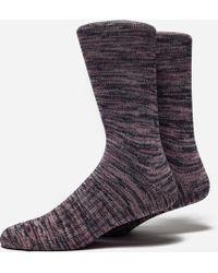 Norse Projects - Bjarki Blend Cotton Sock - Lyst