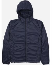 Norse Projects Hugo 2.0 Lightweight Jacket - Blue