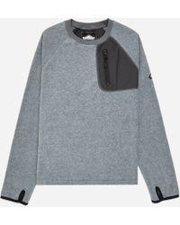 Penfield Carney Fleece - Gray