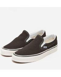 Vans Anaheim Factory Classic Slip-on 98 Dx - Black